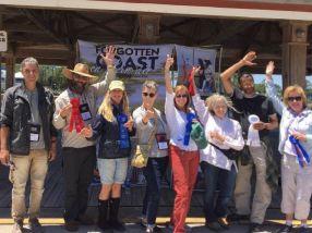 winners of the Quckdraw at FCenPA