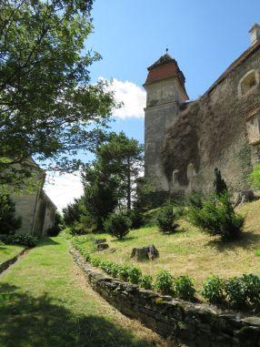 Castle Bernstein, Burg Bernstein